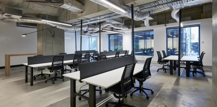 530 Collins Street, co-working, Melbourne CBD, Space & Co