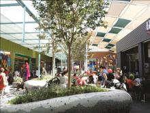 The GPT Group Rouse Hill Town Centre The Backyard